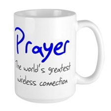 Prayer The World's Greatest W Mug