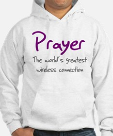 Prayer The World's Greatest W Hoodie