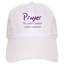 Prayer The World's Greatest W Baseball Cap