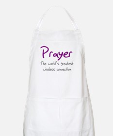 Prayer The World's Greatest W Apron
