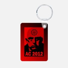 Aleister Crowley 2012 Keychains