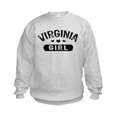 Virginia Girl Sweatshirt