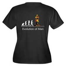 """Evolution"" of Man - War (dar Women's Pl"