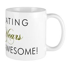 Celebrating 70 Years Small Mug