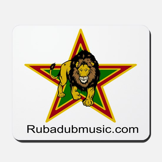 Rubadubmusic.com - Mousepad