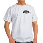 I'd Rather Be In Virginia Light T-Shirt