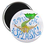 "Splish Splash 2.25"" Magnet (100 pack)"