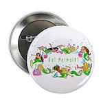 "Got Mermaid? 2.25"" Button (10 pack)"