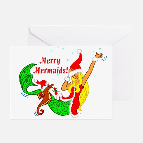 Save the Mermaids Greeting Cards (Pk of 20)