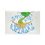 Splish Splash Rectangle Magnet (100 pack)