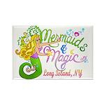 Mermaid Magic Rectangle Magnet (100 pack)