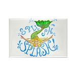 Splish Splash Rectangle Magnet (10 pack)