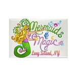 Mermaid Magic Rectangle Magnet (10 pack)