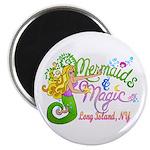 """Mermaid Magic 2.25"""" Magnet (100 pack)"""
