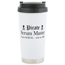 Funny Scrum Travel Mug