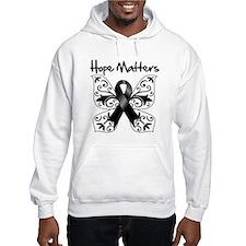 Melanoma Hope Matters Hoodie