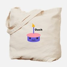 Ouch Cupcake Tote Bag