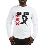 Fighting Back Melanoma Long Sleeve T-Shirt