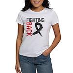 Fighting Back Melanoma Women's T-Shirt