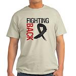 Fighting Back Melanoma Light T-Shirt