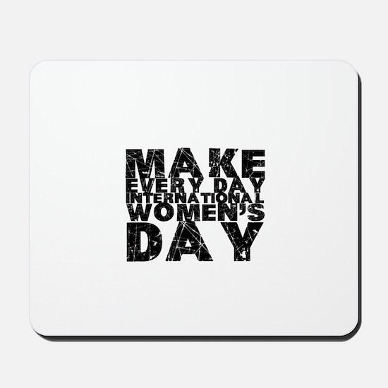International Women's Day Mousepad