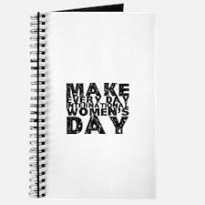International Women's Day Journal