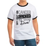 Cancer Wrong Diva Melanoma Ringer T