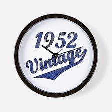 Cute 1952 Wall Clock