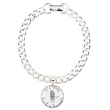 Tin Man Charm Bracelet, One Charm