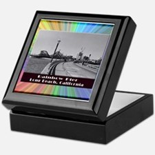 Rainbow Pier Keepsake Box
