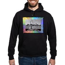 Rainbow Pier Hoodie