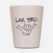 Hang Loose Lax Bro Shot Glass