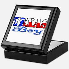 Texas Boy Keepsake Box