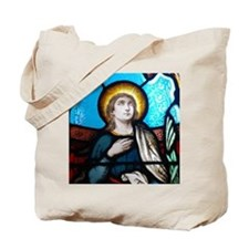 St Margaret of Scotland Tote Bag