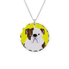 Bully (Brindle) Necklace