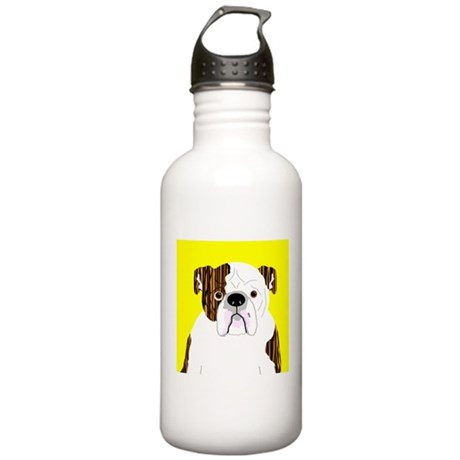Bully (Brindle) Stainless Water Bottle 1.0L
