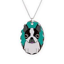 Boston Terrier (Dark Brindle) Necklace