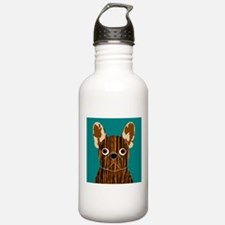 Frenchy (Brindle) Water Bottle