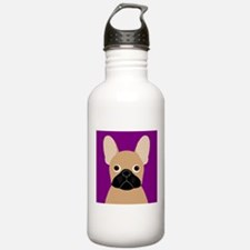Frenchy (Masked Fawn) Water Bottle