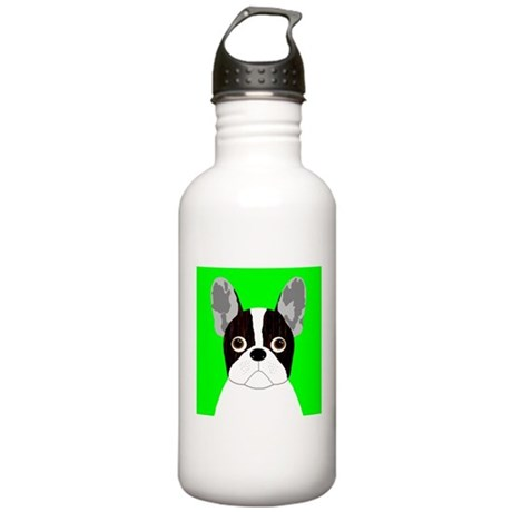 Frenchy (Pied) Stainless Water Bottle 1.0L