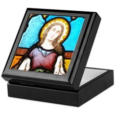 St Cecilia Keepsake Box