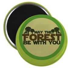 Earth Day Geek Magnet