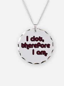 I Clot Necklace