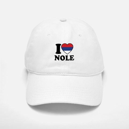 Nole Serbia Baseball Baseball Cap