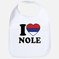 Nole Serbia Bib