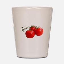 Tomatoes Shot Glass