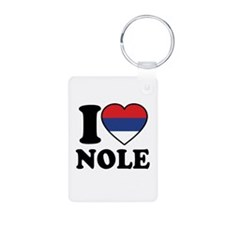 Nole Serbia Keychains