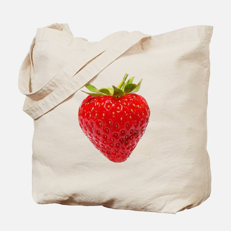 strawberry bags totes personalized strawberry reusable