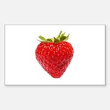 Cute Strawberries Decal