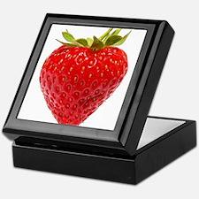 Cute Strawberry Keepsake Box